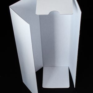 Corrugated insert in White to fit our 200ml diffuser boxes.